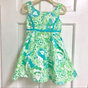Lilly Pulitzer Toddler party dress